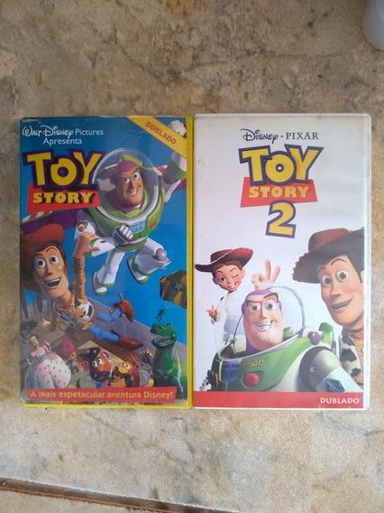 Fita Vhs Toy Store 1 E 2