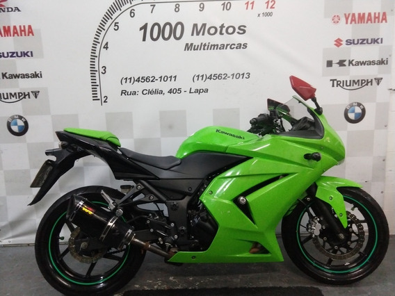 Kawasaki Ninja 250 2010 Aceito Moto