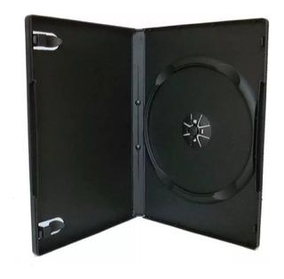 Caja De Cd O Dvd De 5mm Slim Importada X 100