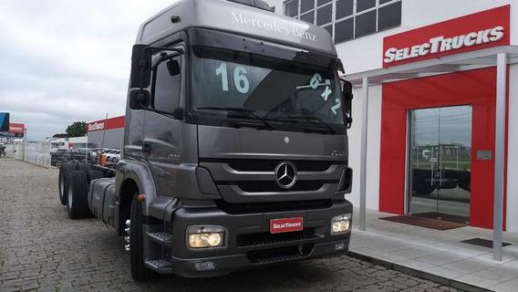 Mercedes-benz Axor 2533 - Selectrucks