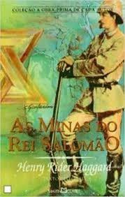 As Minas Do Rei Salomão Henry Rider Haggar