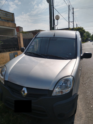 Renault Kangoo 1.6 Furgon Ph3  Doble Porton Lateral Gnc