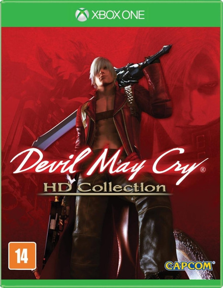 Devil May Cry - Hd Collection - Xbox One