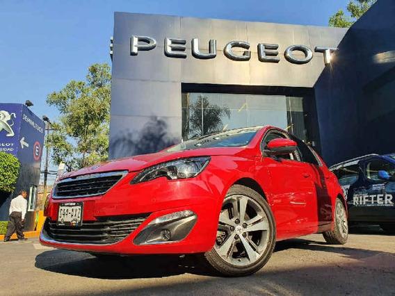 Peugeot 308 2016 5p Feline L4/1.6/t Aut