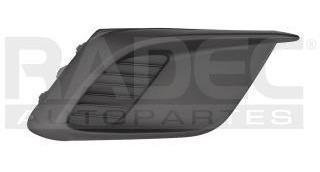 Rejilla Mazda 3 2014-2015 S/hoyo P/faro