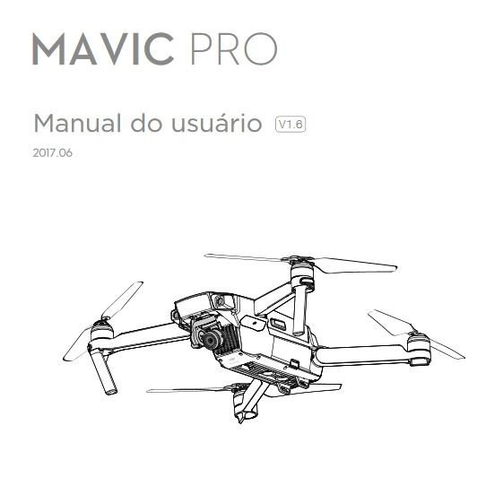 Manual Mavic Pro