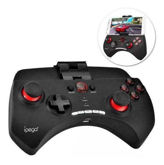 Controle Joystick Ipega 9025 Bluetooth Celular Android Games