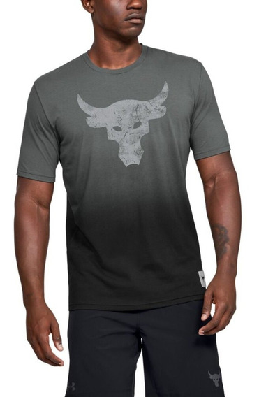Remera Project Rock Bull Under Armour