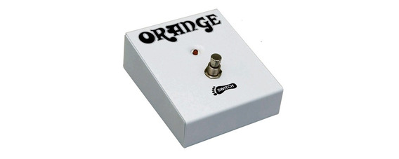 Pedal Orange Footswitch Fs-1 P/ Dual Terror Ad30 Rocker 30