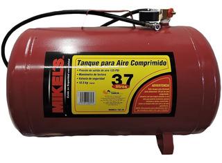Tanque De Aire Comprimido Para Llantero 37 Lts