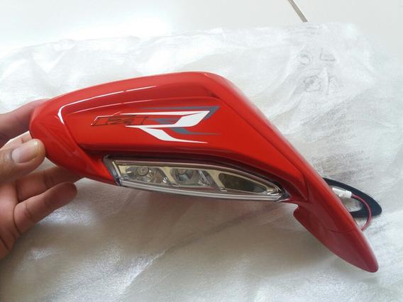 Espelho Retrovisor Mv Agusta F41000rr Vermelho Novo Original