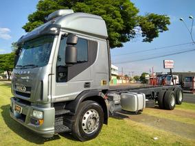 Truck Com Ar - Iveco 240e28 - No Chassis