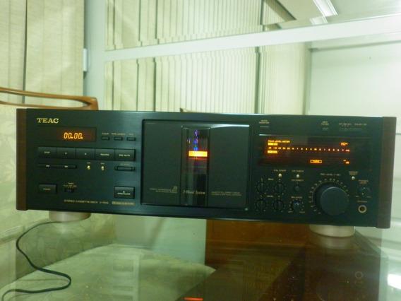 Tape Deck Teac V-7010hi-end Direct Drive Impecável