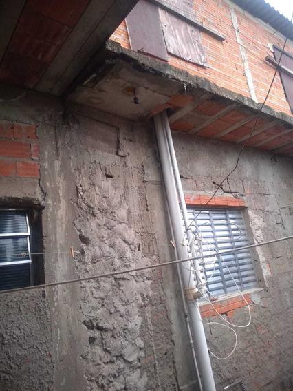 Terreno Com 3 Casa Falta A Acabar