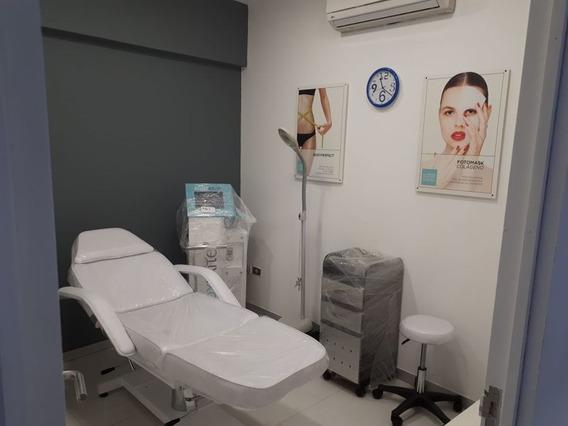 Renta De Spa Totalmente Equipado Con Aparatologia Cosmetica