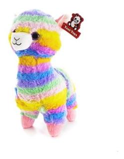 Peluche DE Llama Gigante Multicolor