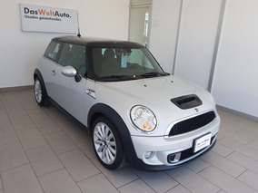 Mini Cooper 1.6 S Hot Chili Aa Piel Qc At *7699