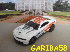 R$15 No Lote Hot Wheels ´12 Camaro Zl 2014 Speed Hunters G58