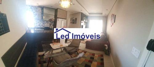 Imagem 1 de 25 de Apartamento Com 3 Dorms, Novo Osasco, Osasco - R$ 353 Mil, Cod: 591 - V591