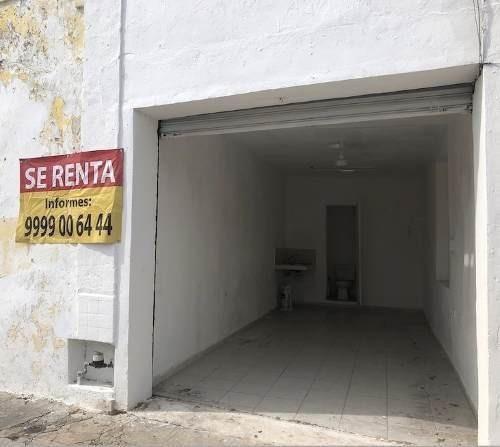 Bbb Local En Renta Cerca Los Cocos Mérida Centro $2500