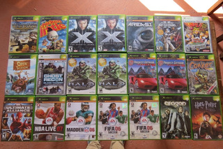 Videojuegos Xbox Clasico