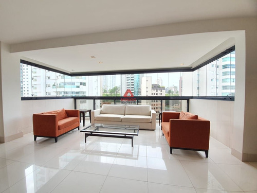 Lindo Apartamento De 154 M² Belvedere - 1540
