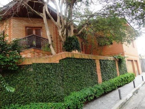 Sobrado Com 3 Dormitórios À Venda, 280 M² Por R$ 1.800.000,00 - Mooca - São Paulo/sp - So0381