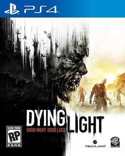 Dying Light Standar Edition Juego Digital Ps4