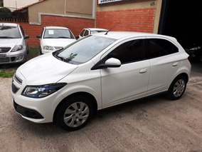 Chevrolet Onix Lt 1.4 2014 Branco Flex