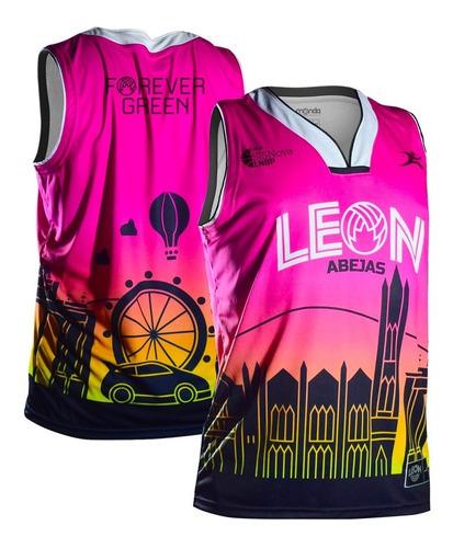 Imagen 1 de 4 de Jersey Abejas De León City Edition 2021