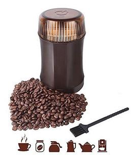 Molinillo De Café Molinillo Eléctrico Amovee Con Cuchillas D