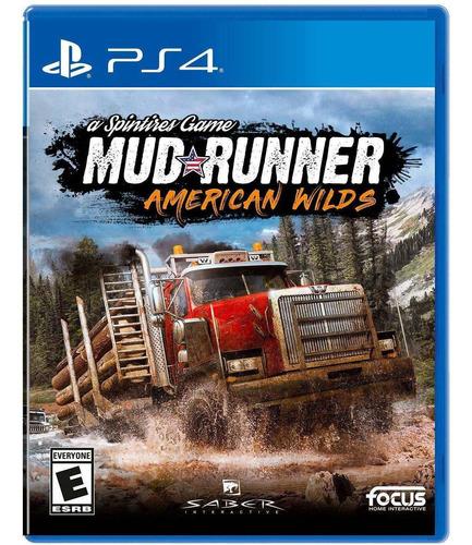 Imagen 1 de 6 de Mudrunner - American Wilds Edition - Playstation 4