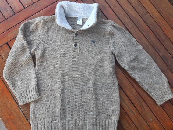 Sweater Abrigo Niñocarter T 8 Impecable, Sin Uso. Oriren Usa