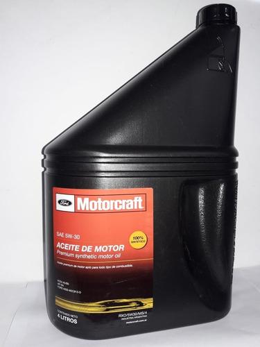 Aceite Sintetico Motorcraft 5w30 4l Precio Oferta!!!
