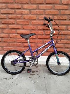 Bicicleta Niño Rodado 16 Marca Halley