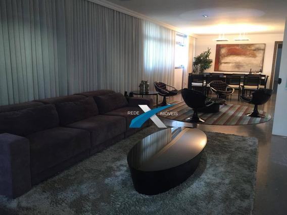 Apartamento À Venda 4 Quartos Serra - Ap4741