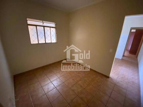 Apartamento Com 1 Dormitório Para Alugar, 40 M² Por R$ 550,00/mês - Parque Anhangüera - Ribeirão Preto/sp - Ap3947