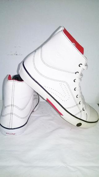 Zapatillas Botitas Dunlop Good Point Nuevas Originales