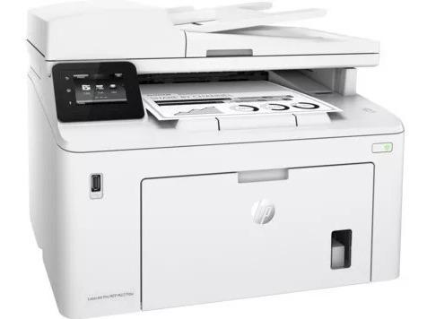 Impressora Laser Multifuncionalm - Hp M227fdw