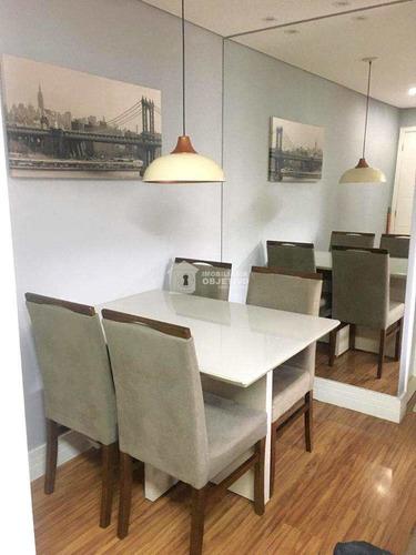 Apartamento Com 2 Dorms, Jardim Casablanca, São Paulo - R$ 310 Mil, Cod: 4037 - V4037