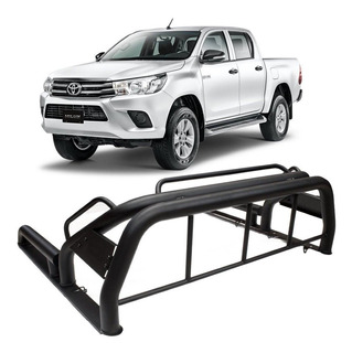 Roll Bar Barra Antivuelco Toyota Hilux