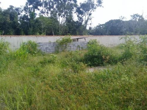 Terreno No Jardim Guacyra, Em Itanhaém, Ref. C0554 L C