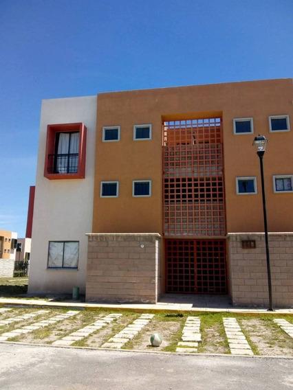 Departamento En Renta Privada San Francisco Xoltepec, Unidad Hacienda Margarita