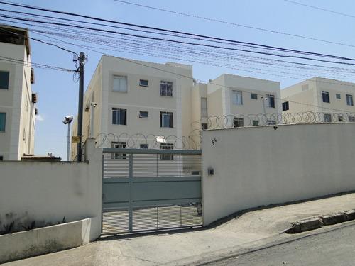 Imagem 1 de 22 de Apartamento À Venda, 2 Quartos, 1 Vaga, Linda Vista - Contagem/mg - 19421