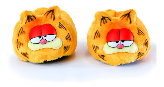 Pantufla Garfield.