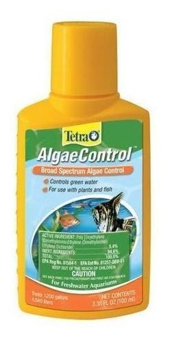 Tetra Algas Control Para Acuarios Plantados 100ml (3,38oz)