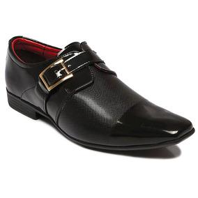 54d3b6859 Sapato Social Mariner Verniz Preto - Sapatos no Mercado Livre Brasil