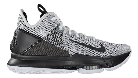 Tênis Masculino Nike Lebron Witness 4 Basquete + Brinde
