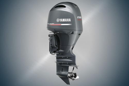 Motor Yamaha 150 Hp Pata Extra Larga.