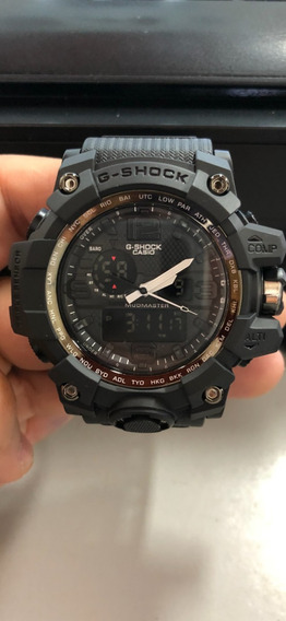 Relogio Casio G-shock Analogico E Digital